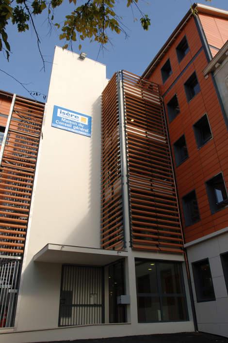 Maison du d partement de bi vre valloire d partement de l 39 is re - Maison du departement nice ...
