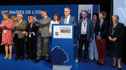 Congrès des maires 2018
