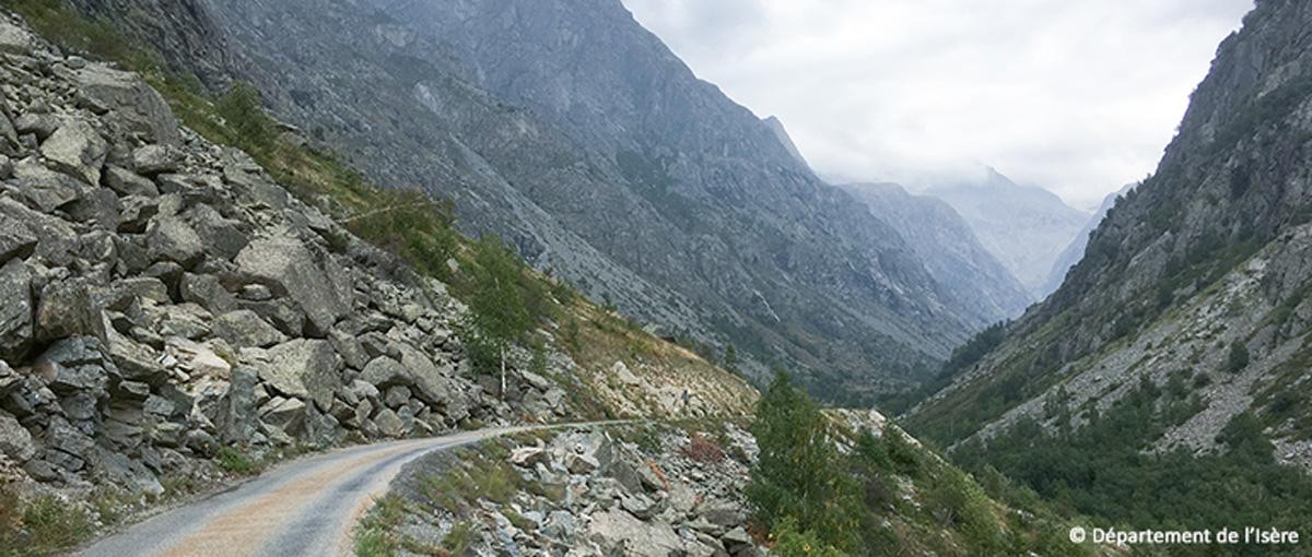RD530 La Route de la Bérarde