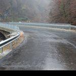 Les gorges du Bréda - Elargissement du pont de la Noue