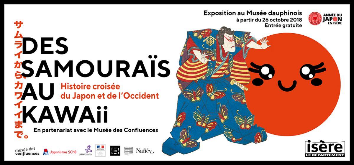 Exposition des samouraïs aux kawaii au Musée dauphinois