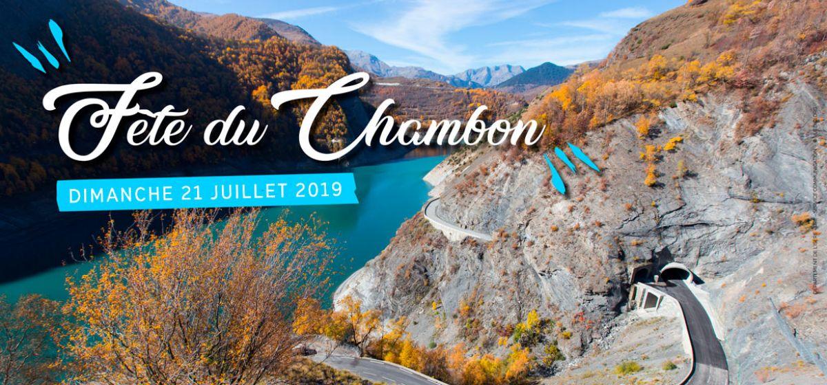 Fête du Chambon - 21 juillet 2019