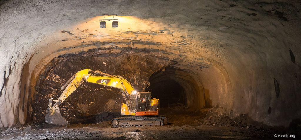 Travaux du tunnel du Chambon - actualité du 27 juin 2016