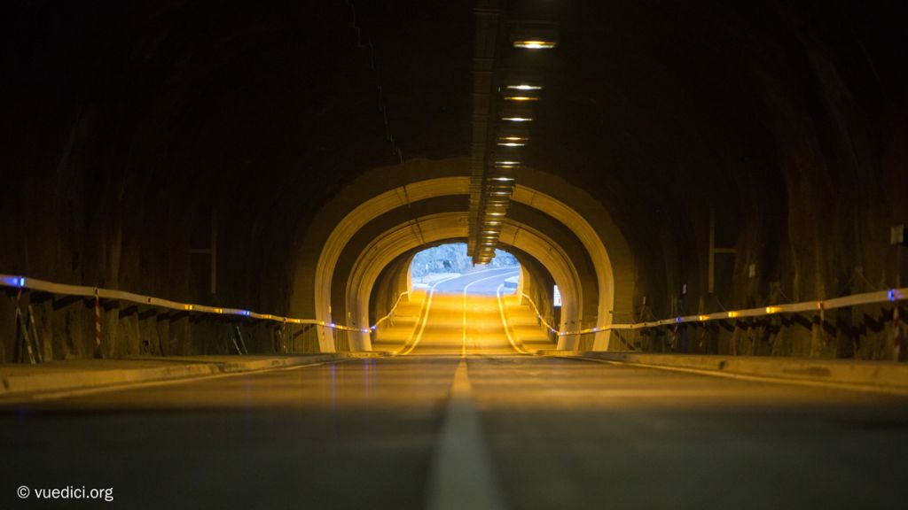 Tunnel du Chambon-Ouverture définitive