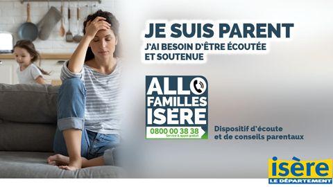 Allo Familles Isère