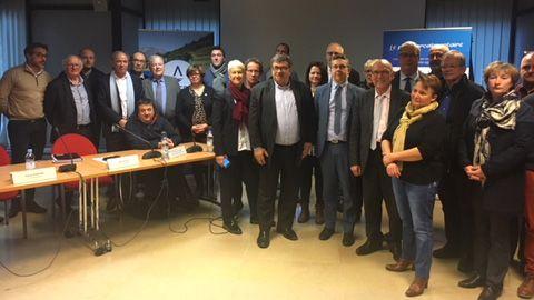 création de l'association Pôle Agoalimentaire de l'Isère