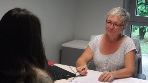 Frédérique Pontal, défenseur des droits
