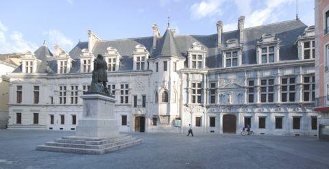 Palais du Parlement Grenoble