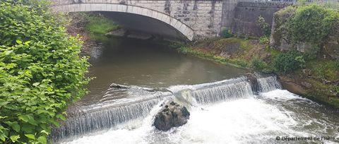Pont de la Rivoire - Report des travaux