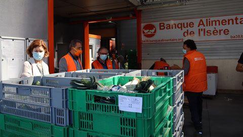 banque alimentaire de l'Isère
