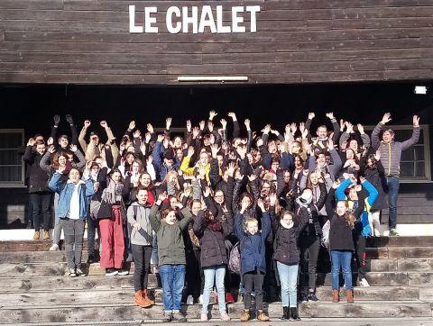 COP25 : les jeunes à Autrans