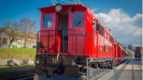 Petit train de la Mure, ouverture au 1er juillet