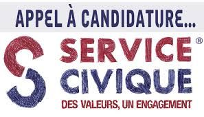 Appel à candidature service civique