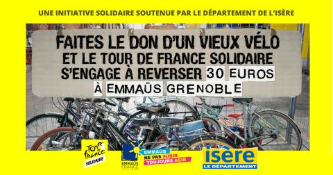 Tour de France solidaire