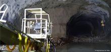 Travaux du tunnel du Chambon - actualité du 20 juin 2016