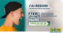 Allo Familles Isère affiche 3