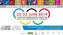 journees olympique 2019 Isère