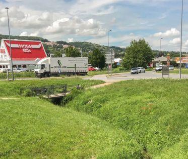 RD1006 Secteur Oiselet - Mise à 2x2 voies