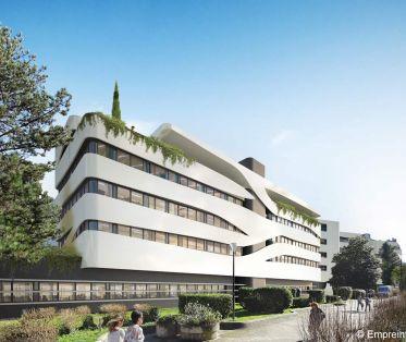 Rénovation thermique du bâtiment de l'Hôtel du Département de l'Isère