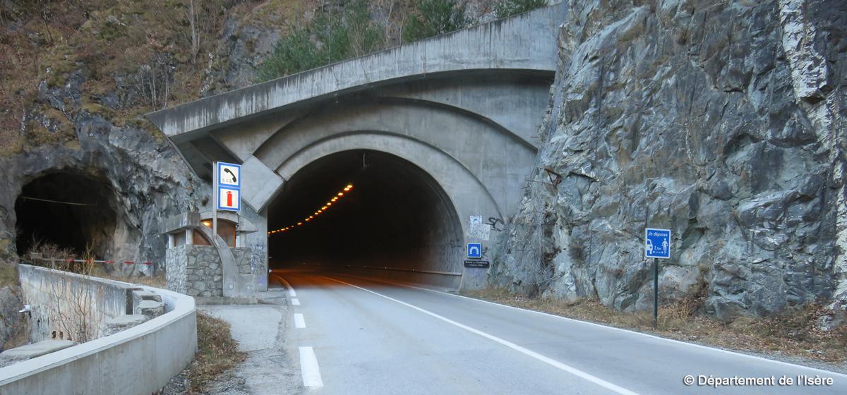Tunnel des Commères